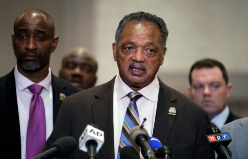 Rev. Jesse Jackson is expected to be discharged from a rehabilitation facility on Sept. 22