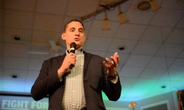 Senate candidate Josh Mandel is looking to fill the seat being vacated by Sen. Rob Portman.