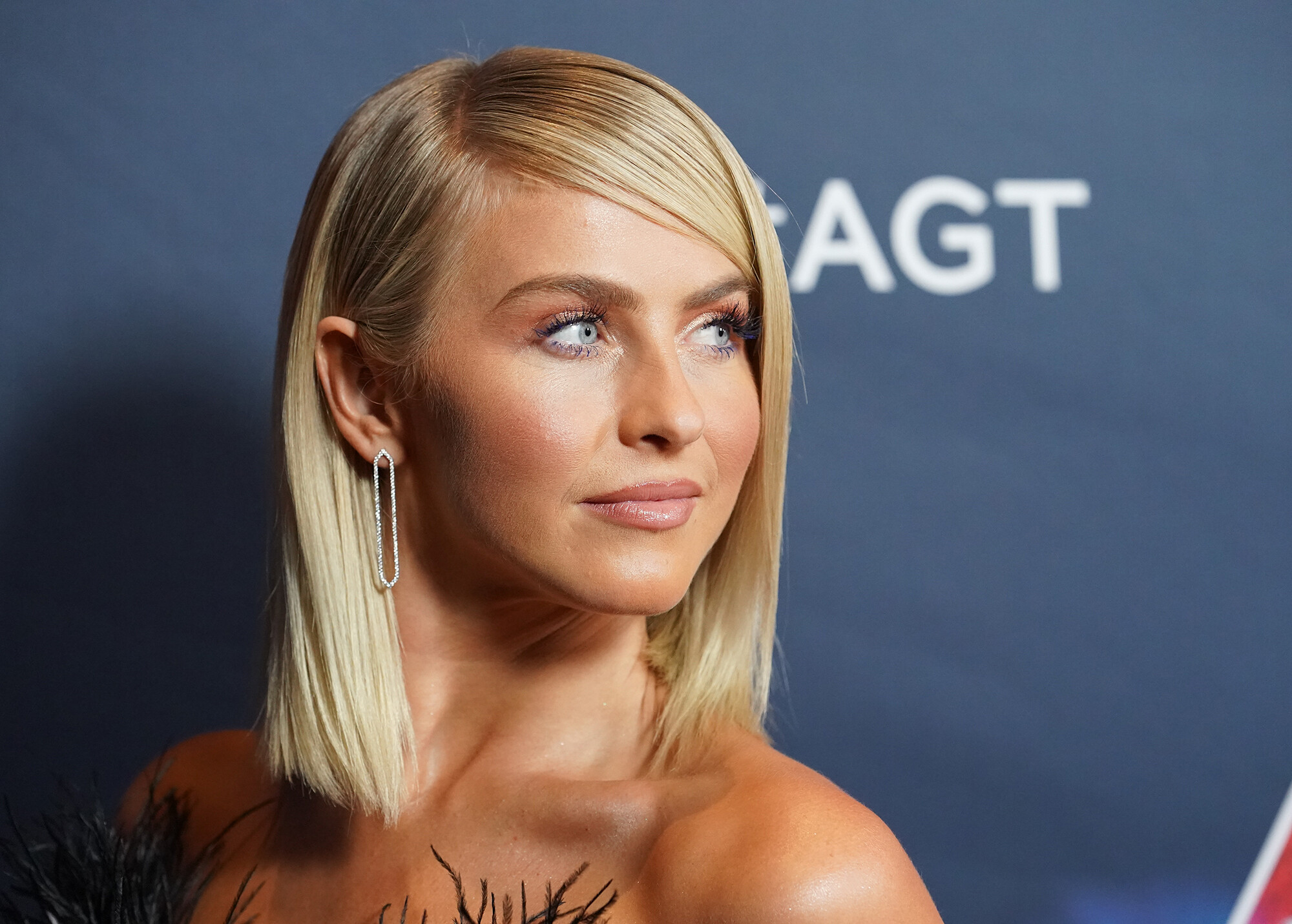 <i>Rachel Luna/Getty Images</i><br/>Julianne Hough is a judge in the forthcoming CBS series