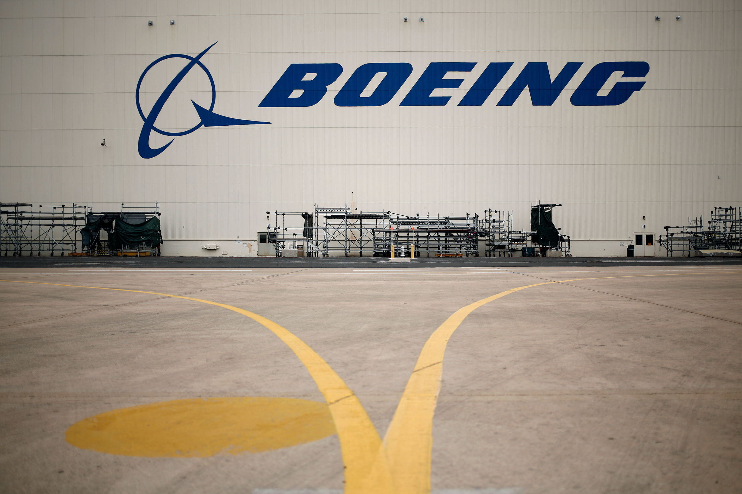 <i>Luke Sharrett/Bloomberg/Getty Images</i><br/>Boeing is reportedly investigating two small