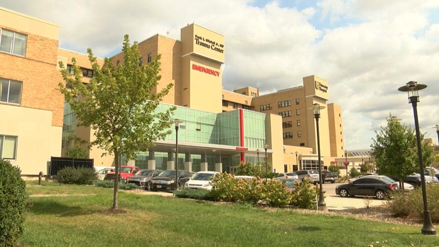 university hospital 9-14