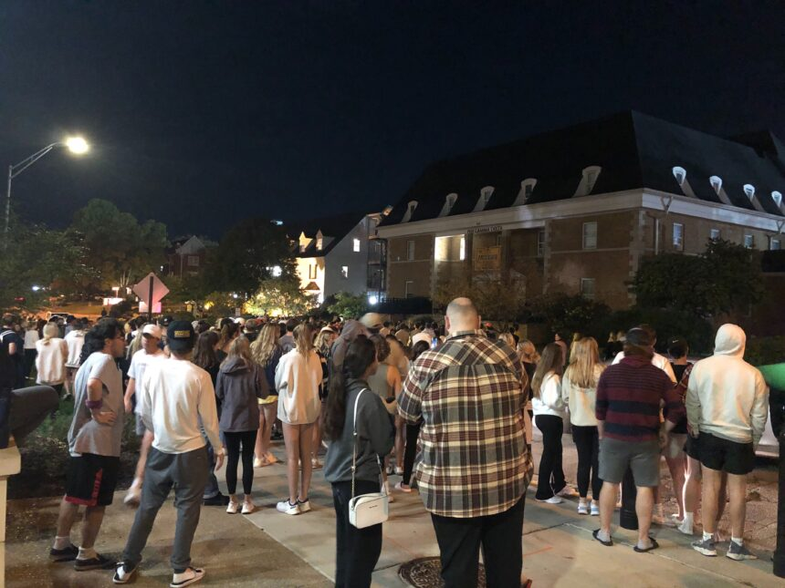 Frat activities suspended after alcoholpoisoning