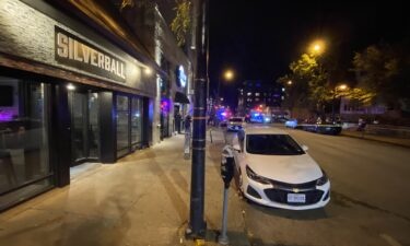 Two people shot early Sunday morning near Ninth St. and Locust St.