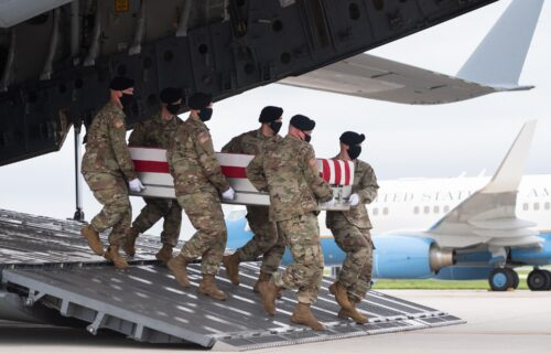 The House of Representatives on Monday unanimously passed a bill that would posthumously award the Congressional Gold Medal to the 13 US service members killed in the August terrorist attack outside Kabul's airport during the US evacuation from Afghanistan.