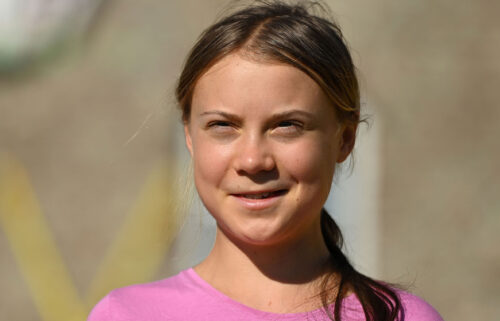 Greta Thunberg pulled a classic internet prank on the concert audience.
