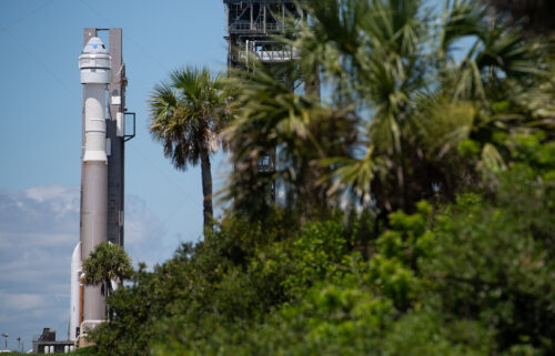 Boeing's long-awaited spacecraft
