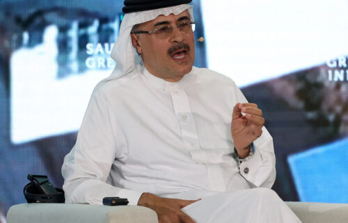 President and CEO of Saudi Aramco Amin Nasser on October 23 said the country aims to acheive net zero carbon emissions by 2060.