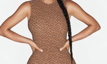 Kim Kardashian West's shapewear and lingerie brand