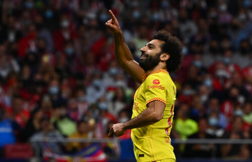 Liverpool narrowly edged past 10-man Atletico Madrid in an all-time classic Champions League encounter
