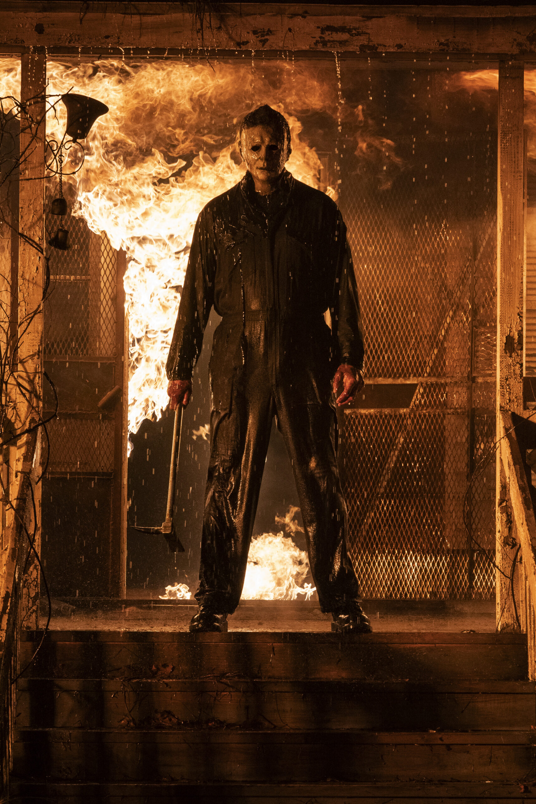 <i>Ryan Green/Universal Pictures</i><br/>Michael Myers is seen in