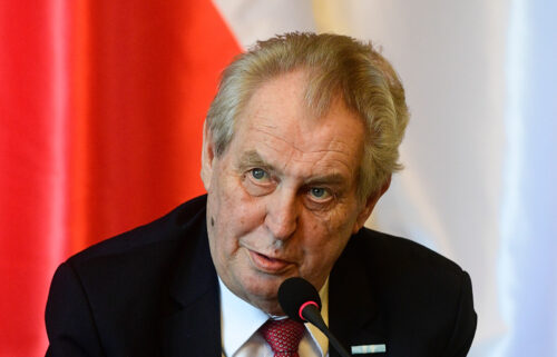 Lawmakers in the Czech Republic are looking to strip President Miloš Zeman of his powers