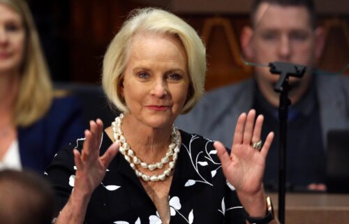 The Senate on Tuesday confirmed Cindy McCain as the US ambassador to the United Nations Agencies for Food and Agriculture