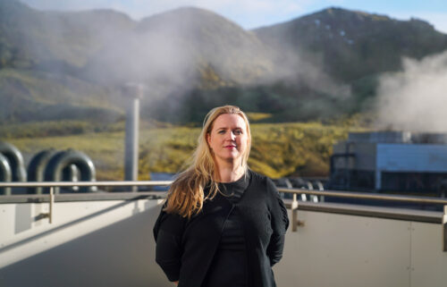 Dr. Edda Aradóttir is a chemical and reservoir engineer and the CEO of Carbfix.