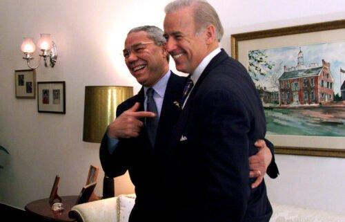 Colin Powell and Joe Biden were friends for decades. Then Secretary of State-designate Colin Powell