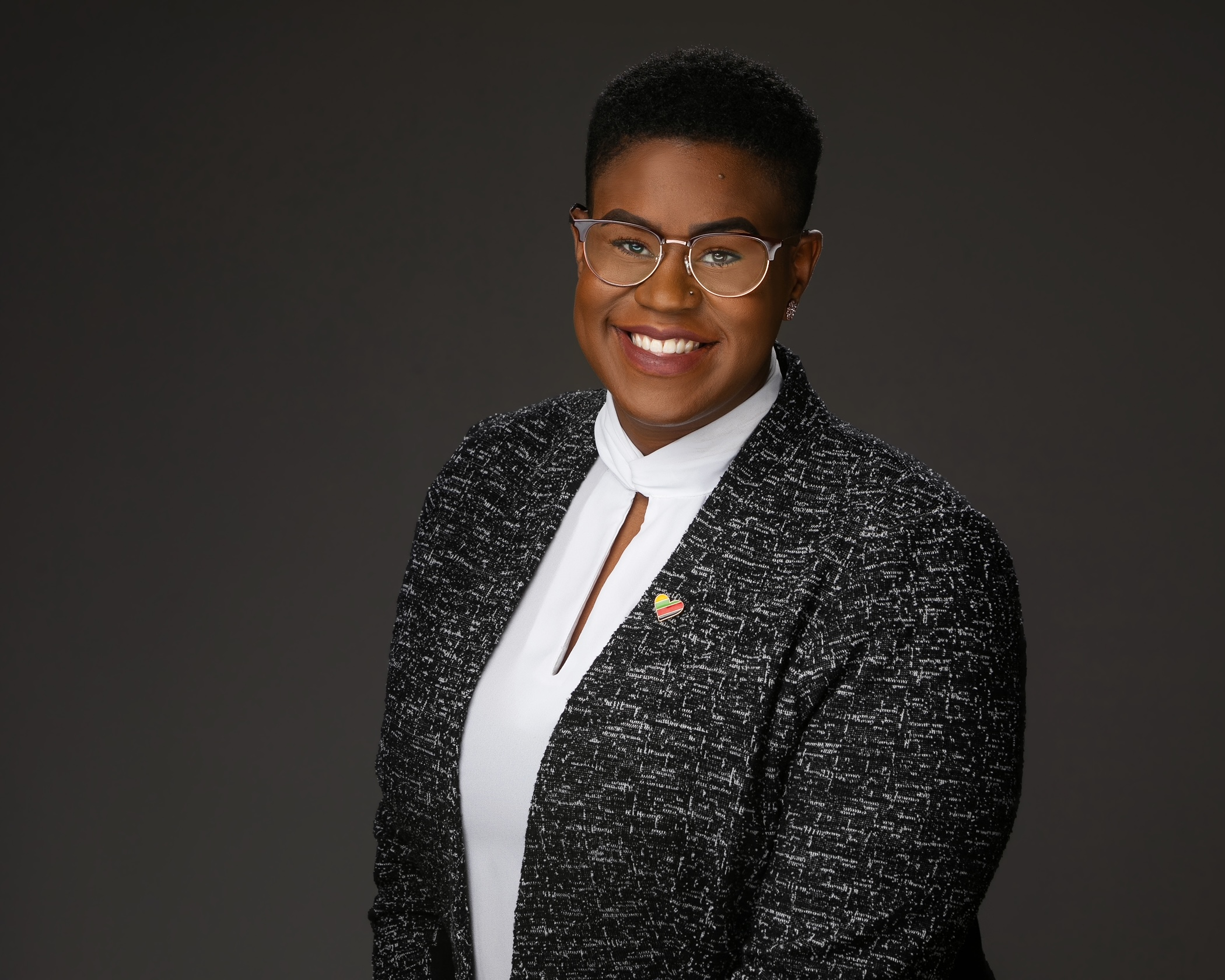 Kayla Jackson-Williams announced her candidacy for a Boone County Circuit judge for family court.
